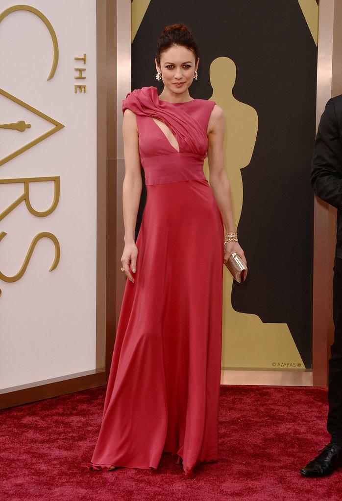Olga-Kurylenko-2014-Oscars