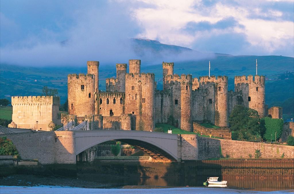 Conwy Castles Historic  Sites