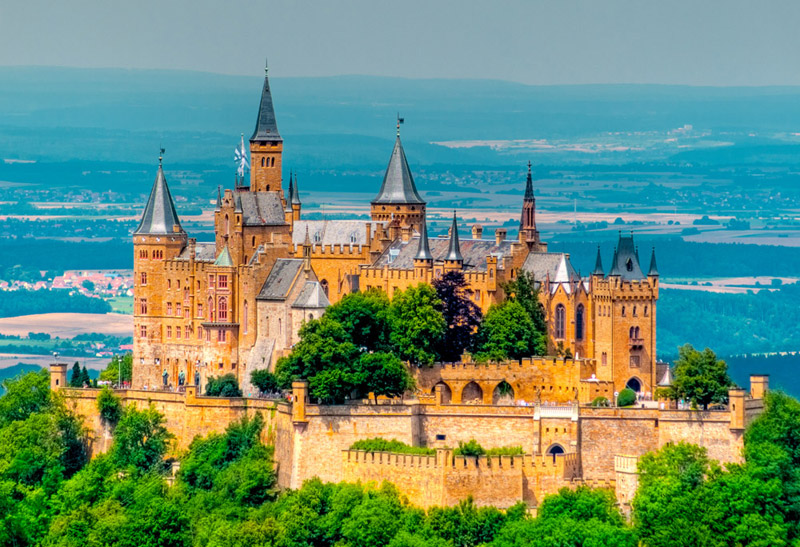 Hohenzollern-Castle1