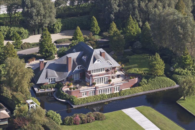 Top 10 duurste huizen van nederland - Huizen van de wereldbank ...